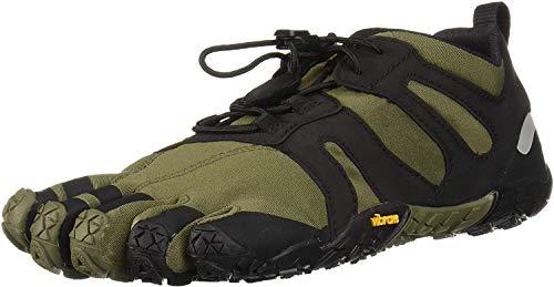 Vibram Fivefingers V 2.0, Zapatillas de Trail Running Mujer, Verde (Ivy/Black Ivy/Black), 40 EU