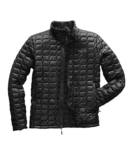 The North Face Men's Thermoball Full Zip Jacket, TNF Black, Large