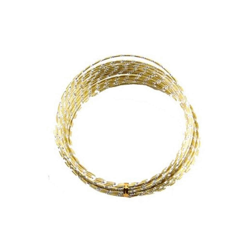 39ft 12-Gauge Gold Aluminum Diamond Wire