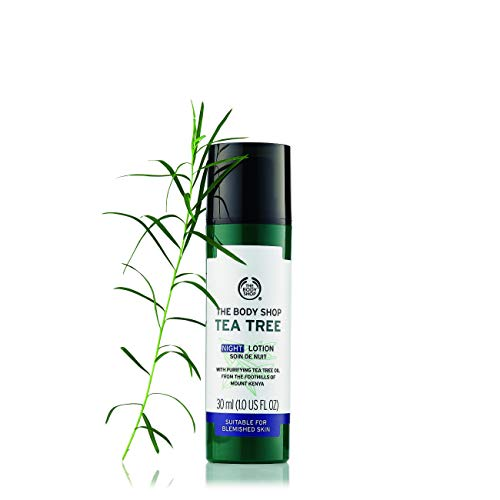 The Body Shop Tea Tree Blemish Fade Lotion unisex, 30 ml, 1er Pack (1 x 30 ml)