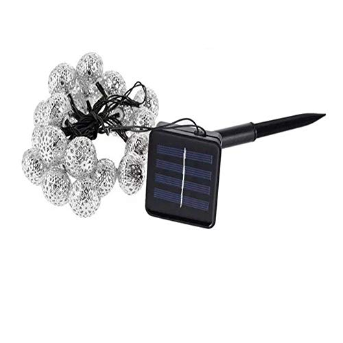Color Solar Light String,Multi-colorLED Solar Light for Christmas Party Garden Tree Decorative