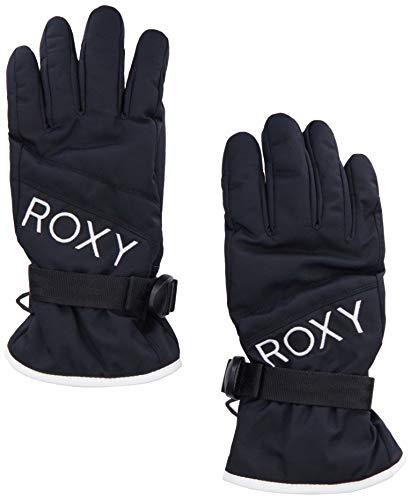 Roxy Roxy Jetty - Snowboard/Esquí Guantes para Mujer Snowboard/Esquí Guantes, Mujer, True Black, S