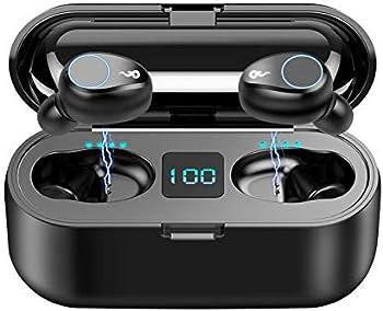 SUNhai F9 TWS Wireless Bluetooth 5.0 Headphones