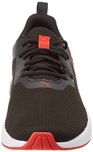 PUMA ERUPTER, Zapatillas para Correr Hombre, Black Urban Red, 41 EU