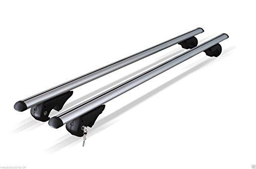 Barres de toit Railing pour FIAT Marengo modèles 1997 – 2001 pour voiture avec railing (Rampe) traditionnelles
