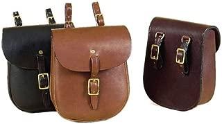 Tory Leather English Saddle Bag