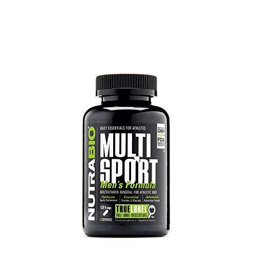 NutraBio Multi Sport - Men's Formula