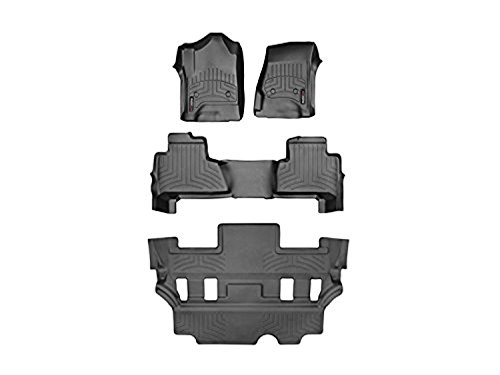 Weathertech 44607-1-2-7 DigitalFit Floorliner Set