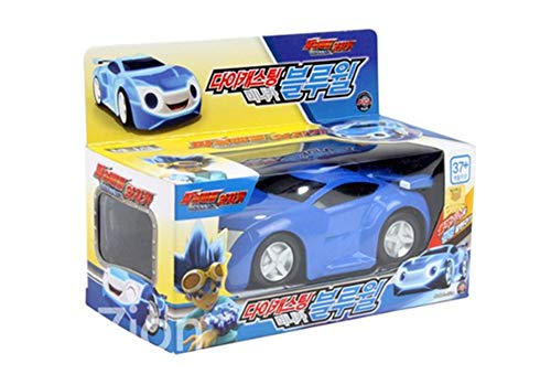 Power Battle Watch Car Dicasting Mini Car Bluwill Pullback Cars for Kids Playing Outdoors Indoors Gifts