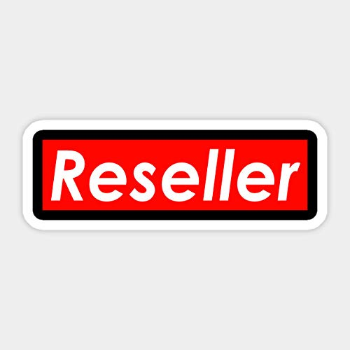 Cool Sticker For Cars, Trucks, Water Bottle, Fridge, Laptops Sneaker Reseller Stickers (3 Pcs/Pack)