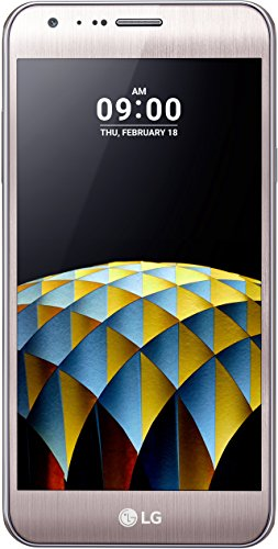 LG X Cam Smartphone (13,2 cm (5,2 Zoll) Touch-Display, 16 GB interner Speicher, Android 6.0) gold