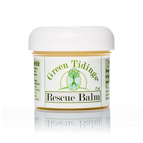Green Tidings Organic Rescue Balm