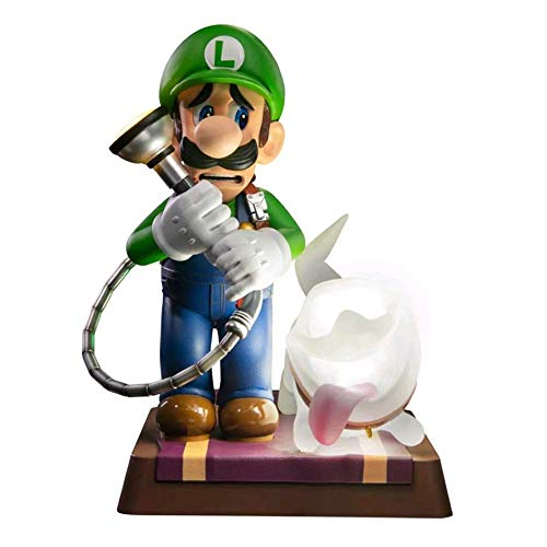 Luigi's Mansion 3 - Figurine Luigi, Ver Collector, PVC, 23 cm