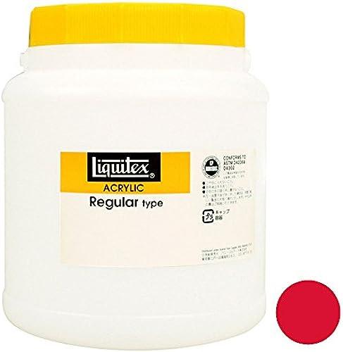 Liquitex Liquitex Farbe regelm gen Art 1200ml Flasche 0073 Pure rot