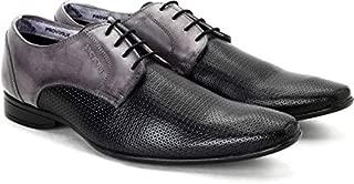 Provogue Men's Tan Leather Formal Shoes-(6 UK)
