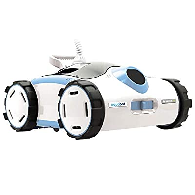 Aquabot Breeze SE Hyper-Speed Scrubbing Above and In-Ground Robotic Pool Cleaner