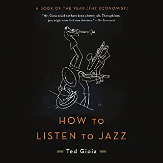 How to Listen to Jazz audiobook cover art