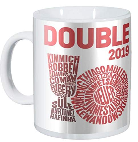 Mok Double Sieger 2016 FC Bayern München München - mok, koffiemok, koffiemok