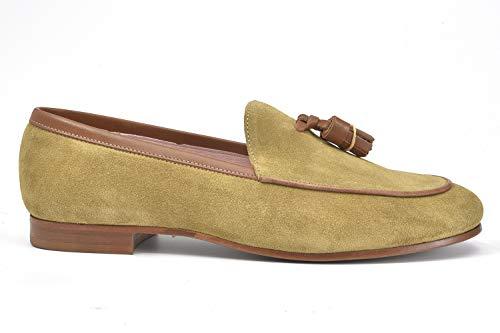 Zapato mocasín con borlas 141624-30517