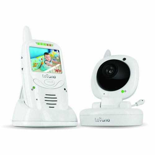 Levana Jena Digital Baby Video Monitor