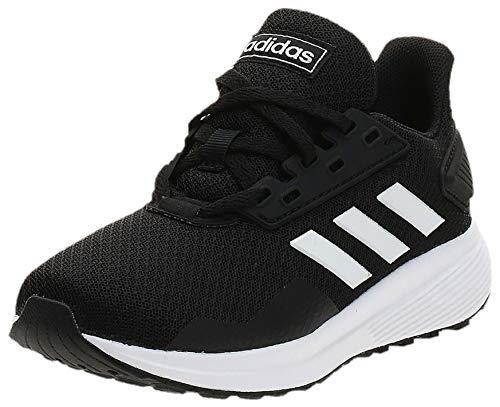adidas unisex barn Duramo 9 K_bb7061 träningsskor, Svart Negbás Ftwbla Negbás 000-31 EU