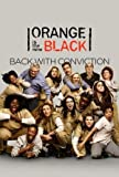 ORANGE is The New Black – U.S Movie Wall Art Poster Print