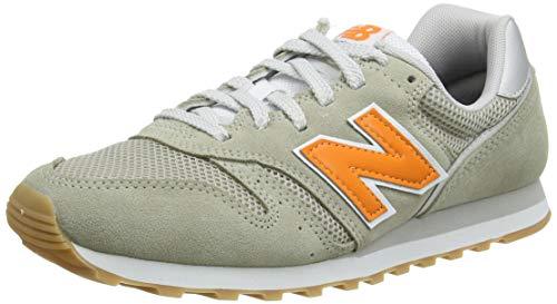 New Balance 373 ML373ED2 Medium, Zapatillas Hombre, Grey (Grey Oak ED2), 42.5 EU