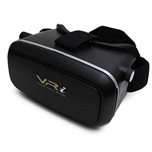 Virtual Reality Brille, VR-i EVOLUTION 3S, 42mm große Objektive, (für iPhone 11 max, XS, XS Max, 8, 7, 6, Samsung S10 Plus, S10,S9, Sony, Huawei, HTC, LG und Microsoft)