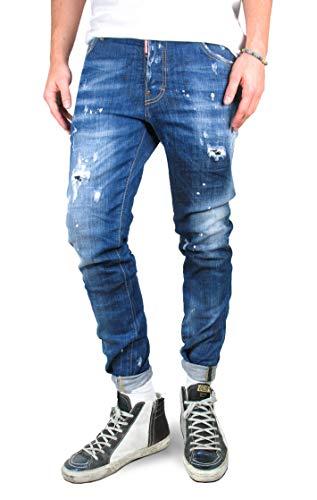 DSQUARED2 Dsquared Jeans Skater - S71LB0590 - Size: 54(EU)