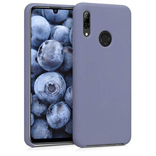 kwmobile Custodia Compatibile con Huawei P Smart (2019) - Cover in Silicone TPU - Back Case per Smartphone - Protezione Gommata Lavanda Opaco