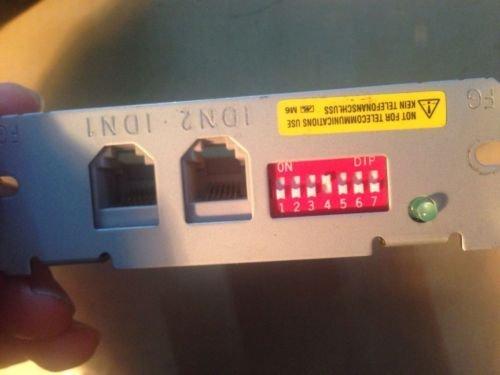 caoduren Micros IDN Interface Card RS422 for EPSON Printers 700634-026 TM-T88 TM-U200