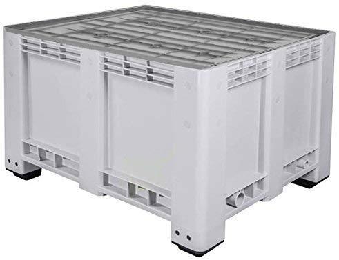 Bigbox Palettenbox 1200x1000x760 mm mit...