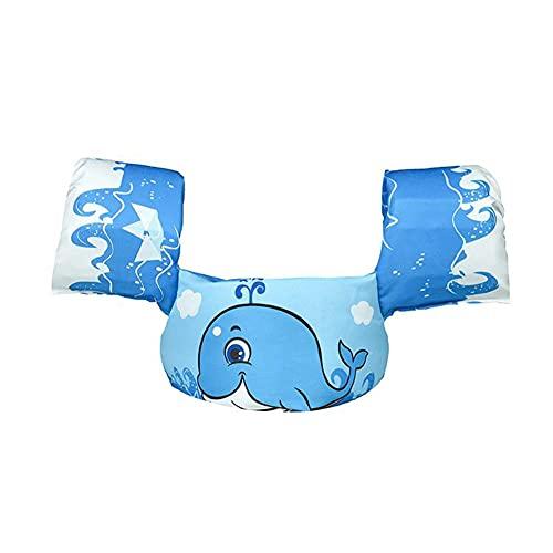 XER Chaleco de natación para niños de 2 a 6 años para niño Aprender a Nadar Ayuda de Seguridad para Nadar para niño y niña