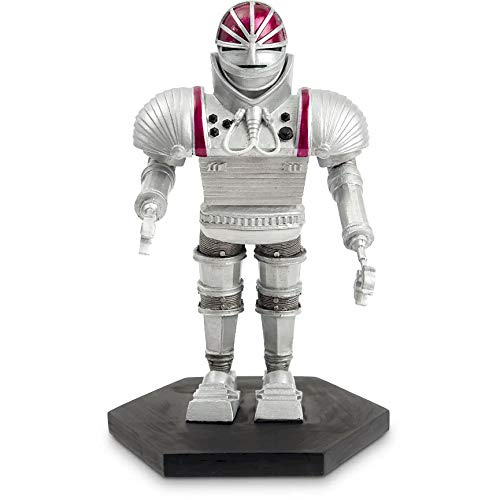 Official Licensed Merchandise Doctor Who Figurine Collection The Giant Robot Hand Painted 1:21 Scale Collector Boxed Model Figure #SP4