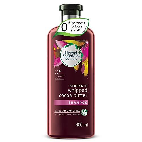 Herbal Essences bio:renew Vitamin E with Cocoa Butter SHAMPOO, 400ml   No Parabens No Colourants