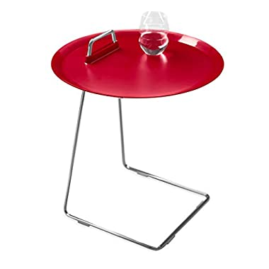 Porter Tray Table - Red