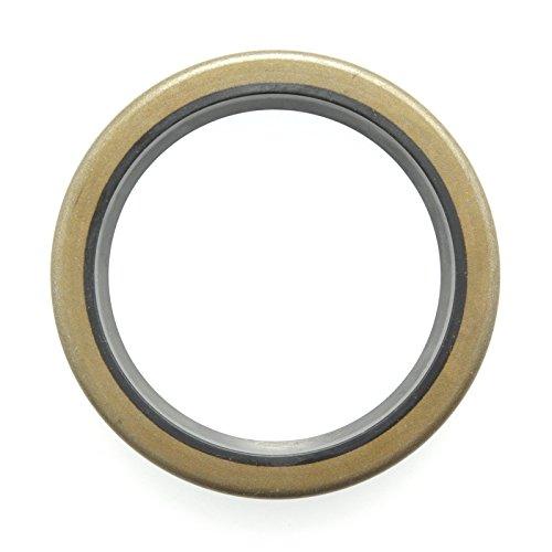 Abstreifer 35 x 45 x 7/10 mm aus NBR/Metall Profil AN-3, Menge 1 Stück