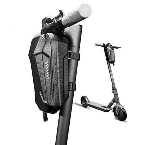 OTentW Elektrische Roller Kopf Griff Bag Front Ladegerät Tasche Elektrische Skateboard Werkzeug Lagerung Tasche Träger Hängen Tasche für Xiaomi Mijia M365