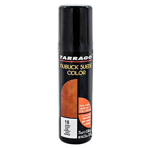 Tarrago Betún de zapatos de ante recolorante y acondicionador de 75ml, Nubuck Suede Color