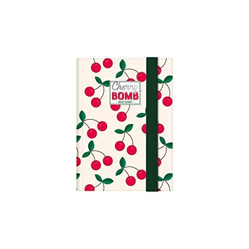 Legami - Agenda Settimanale, 12 Mesi, 2021, Mini, CHERRY BOMB