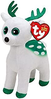 Ty Beanie Babies 37237 Peppermint the Christmas Reindeer