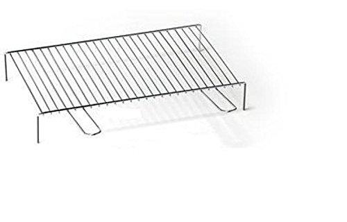 OMPAGRILL 00640. Grillrost für Kamin, Aluminium, 40x 35cm