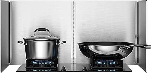 Antisalpicaduras Cocina Protector Salpicaduras Cocina Protector de salpicaduras de aceite, estufa de gas, deflector de salpicaduras de aceite, deflector de aceite para cocina, herramienta de cocina co