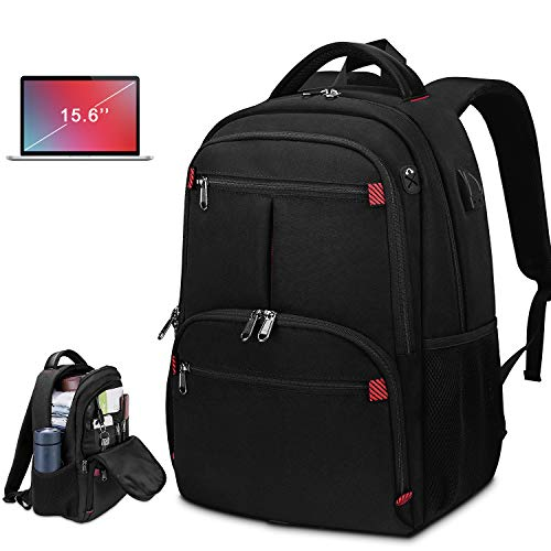 Travel Laptop Backpack Business Water Resistant Lightweight...
