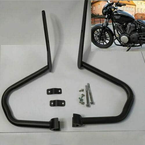Yamaha bolt engine guards