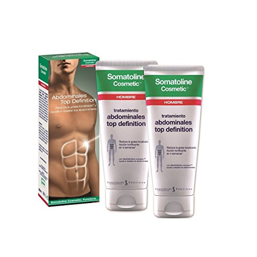 OFFERTA Somatoline uomo addominali top definition sport 200 ml+200ml