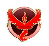 Red Team Valor Pin for Backpacks Leadership Lapel Pins