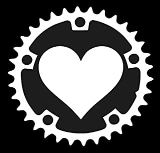 SixtyTwo24 Heart Bicycle Crank- 5