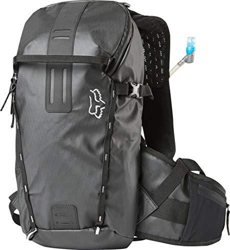 Fox Unisex– Erwachsene Utility Fahrradrucksack, Black, One Size 36W / 30L