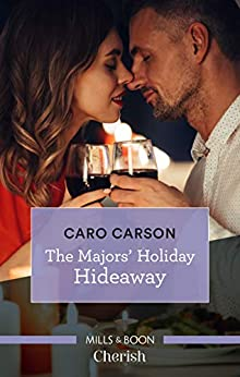 The Majors' Holiday Hideaway (American Heroes Book 43) by [Caro Carson]